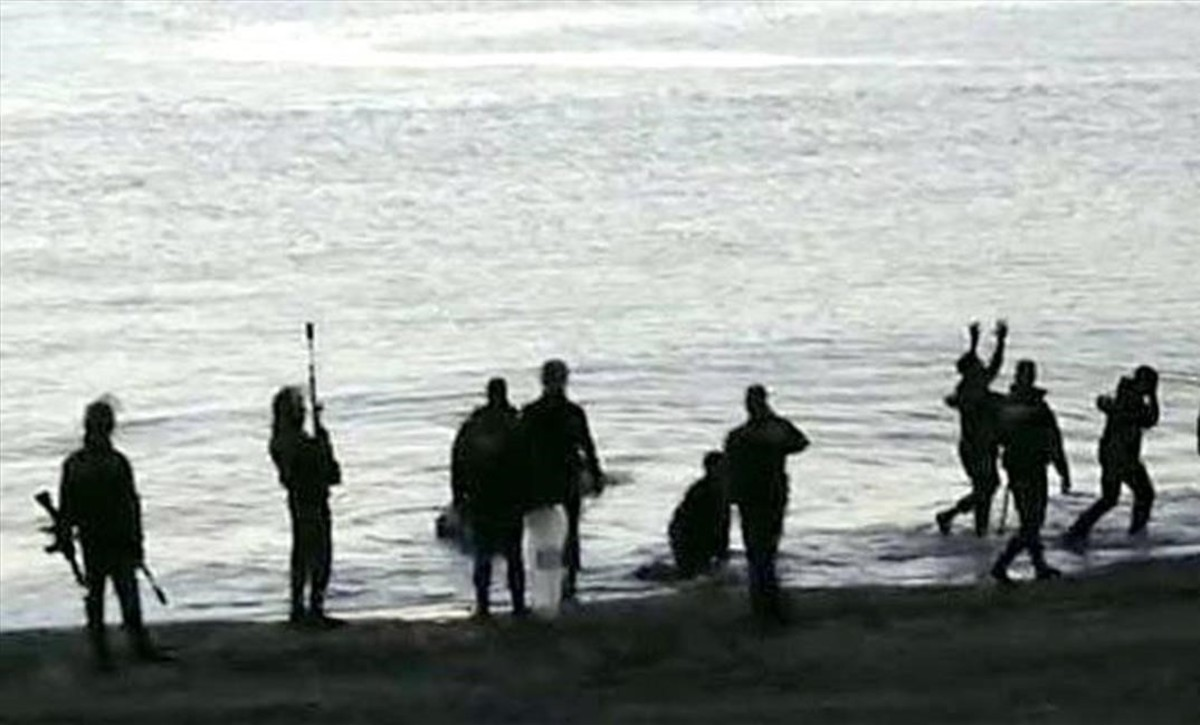 Archivada de nuevo la causa por la muerte de 15 africanos en Ceuta