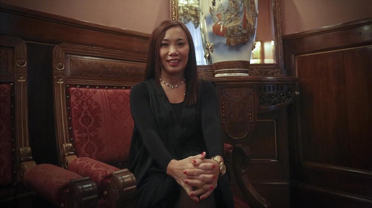 Rose Chong, Global Programme Manager de Deutsche Bank.