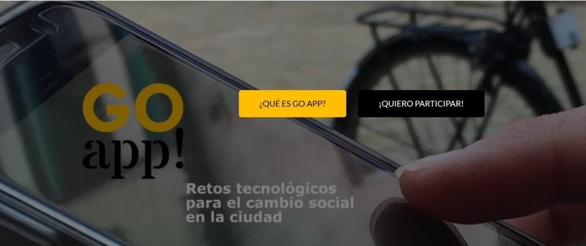 Go App 2016 pretede involucrar a la ciudadanía