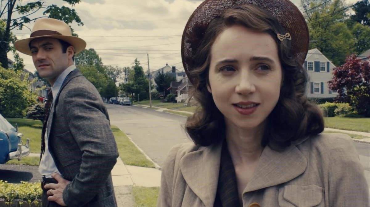 Imagen de 'La conjura contra América'.
