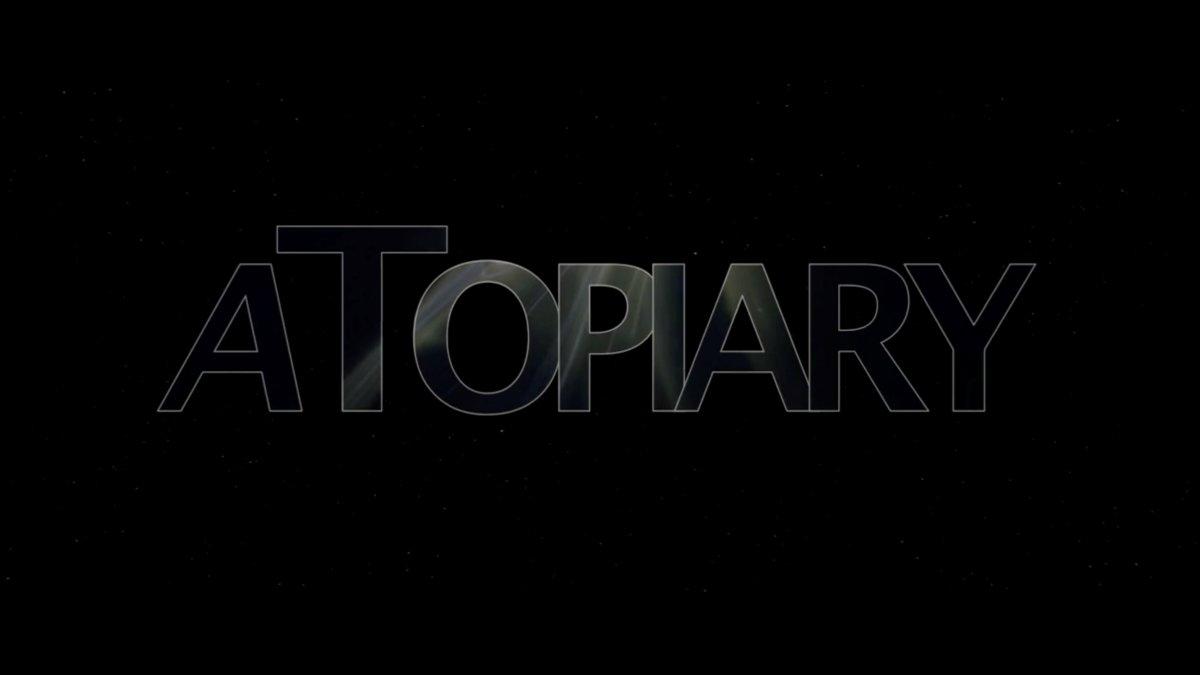 Imagen del tráiler conceptual de 'A Topiary', de Shane Carruth