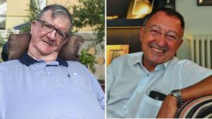 Jacint Vila y Albert Rey.