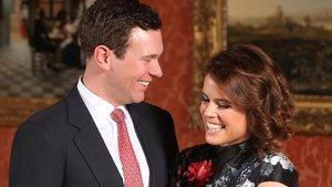 Jack Brooksbank y Eugenia de York se casan el próximo viernes 12 de octubre