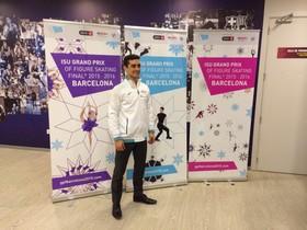 Javier Fernández, el actual campeón del mundo, es uno de los protagonistas de la competición.