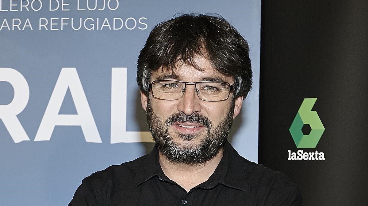 El periodista catalán Jordi Évole, director y presentador del programa de La Sexta 'Salvados'.