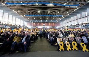 Última asamblea general ordinaria de la ANC, celebrada en Barcelona el pasado 25 de febrero.