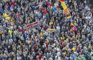 L'independentisme intenta exhibir unitat en els seus boicots al Consell de Ministres