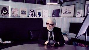 Muere Karl Lagerfeld: este fue su último proyecto televisivo de la mano de Netflix
