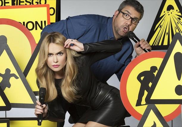 Patricia Conde y Florentino Fernández presentan Killer Karaoke