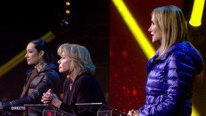 Las tres finalistas de 'GH VIP 7'.