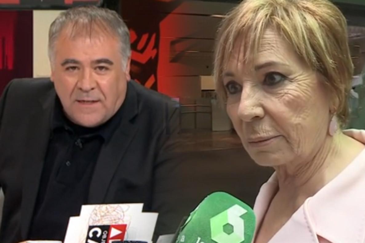 Celia Villalobos la vuelve a tomar con laSexta y Antonio García Ferreras le responde