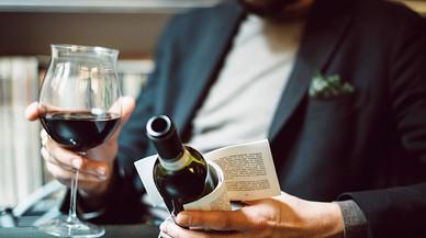 ¿Un vino para leer o un libro para degustar?