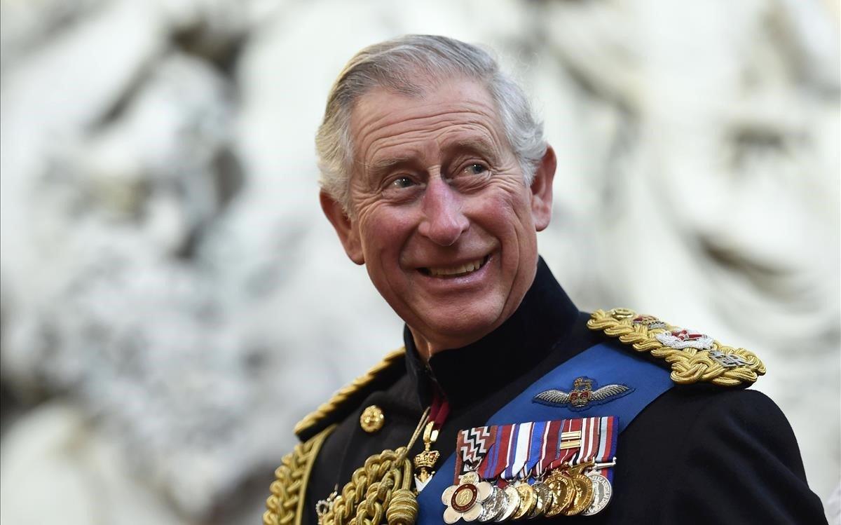 El príncipe Carlosde Inlaterra.
