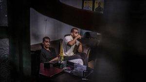 Los dos 'beatles' extraditados a EEUU cuando estaban en una prisión siria.