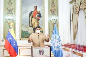 El Ministerio de Exteriores venezolano ha aprovechado para ratificar su compromiso irreductible con Naciones Unidas.