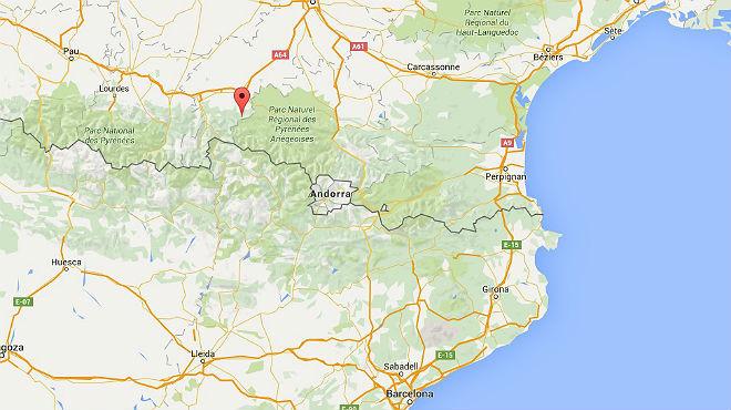Rescatados siete espeleólogos catalanes atrapados en una cueva de Francia