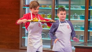 'Masterchef junior' coge aire en La 1 y supera al cine de Antena 3 y Telecinco