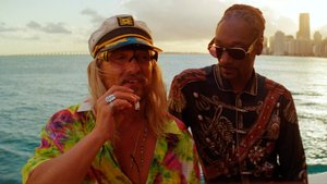 Matthew McConaughey y Snoop Dogg, en un fotograma de 'The beach bum'
