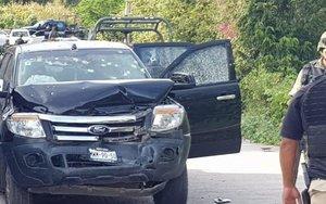 Enfrentamientos armados en México.