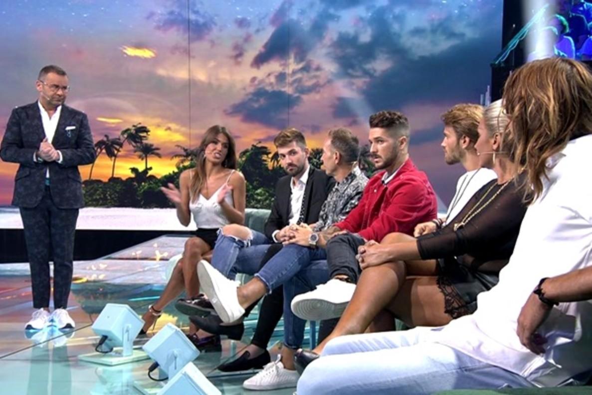 El Brasil-Suiza también arrasa en Telecinco y el penúltimo debate de 'Supervivientes' lidera la noche
