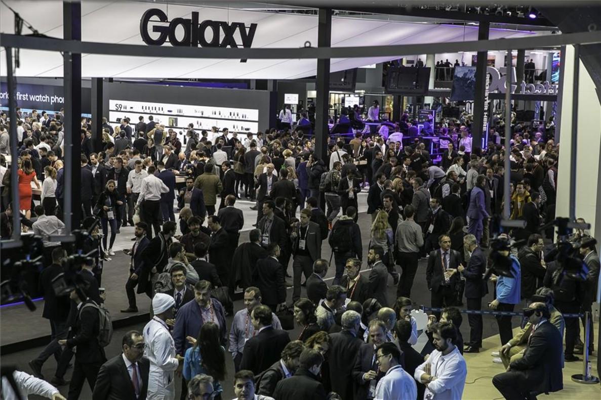 El Mobile World Congress 2018 tanca amb 107.000 assistents