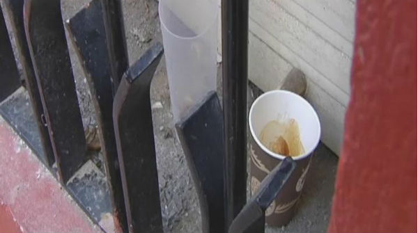 Els intoxicats van fer 'botellon' amb el que van creure que era whisky.