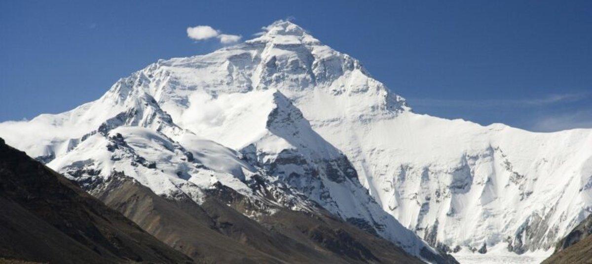 Motas de polvo de los desiertos aceleran el deshielo en las alturas del Himalaya