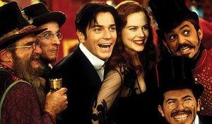 Fotograma de 'Moulin Rouge', película que se proyecta el martes, día 23, en los Jardines de Vil·la Cecília.