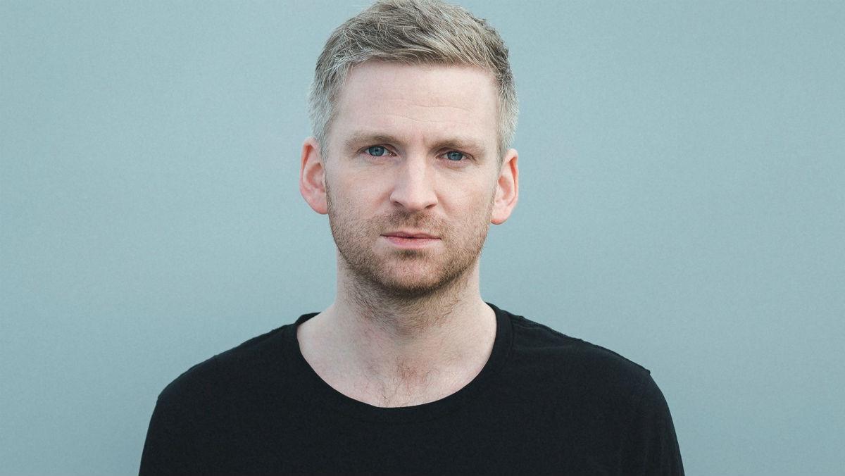 El compositor islandésÓlafur Arnalds.