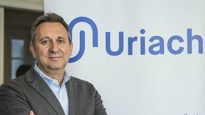 Oriol Segarra, consejero delegado de la farmacéutica Uriach.
