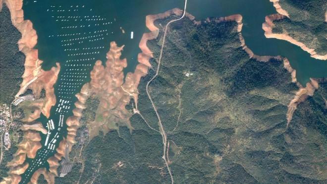 Oroville Lake, California (Estados Unidos)