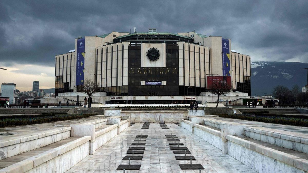 El Palacio Nacional de Cultura, en Sofía, acogerá los encuentros europeos durante la presidencia semestral.