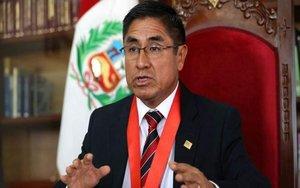 El exjuezCésar Hinostroza fue detenido en España y esperá la extradición a Perú.