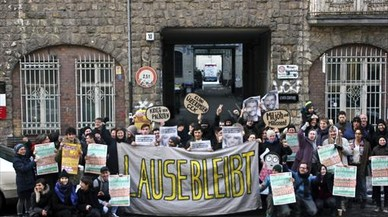 El cuartel general de la resistencia berlinesa a la presión inmobiliaria