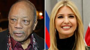 Quincy Jones acusa Michael Jackson de plagiar 'Billie Jean' i assegura que va sortir amb Ivanka Trump