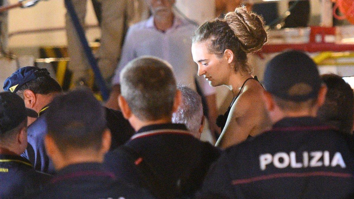 Malta recibe a los 65 inmigrantes del Alan Kurdi rechazados por Italia