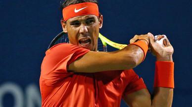 Nadal remonta ante Cilic y se mete en semifinales en Toronto