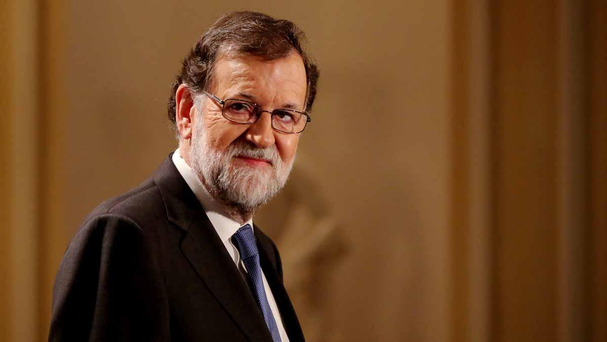 Rajoy ve intachable su gestión en Catalunya y espera que Govern acate la ley.