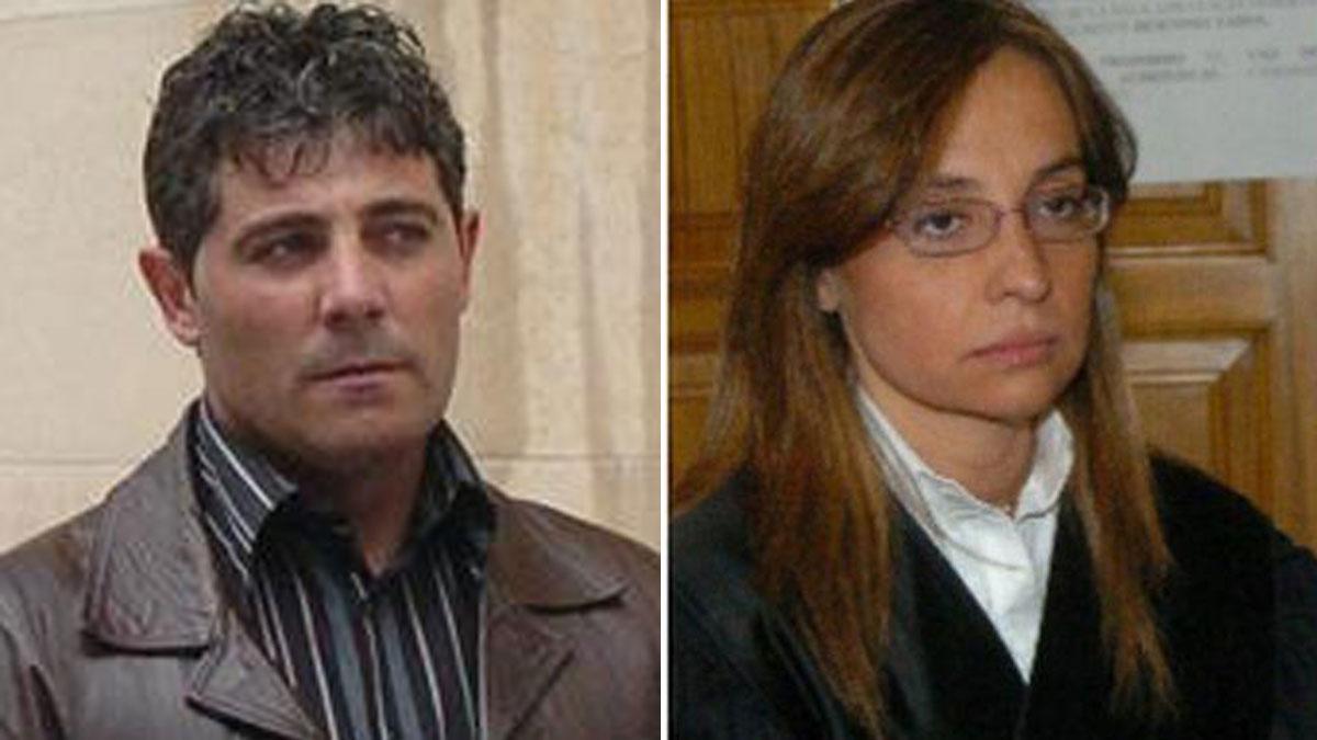 Rebeca Santamalia, de abogada defensora a víctima del asesino, José Javier Salvador.