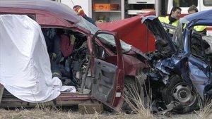 Els 10 trams de carretera més perillosos d'Espanya
