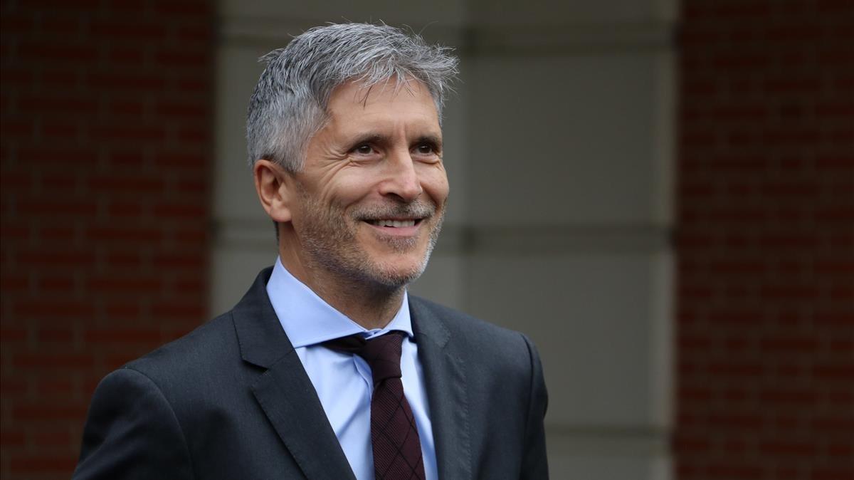 Interior recolza un trasllat a Catalunya dels líders independentistes si el jutge ho autoritza
