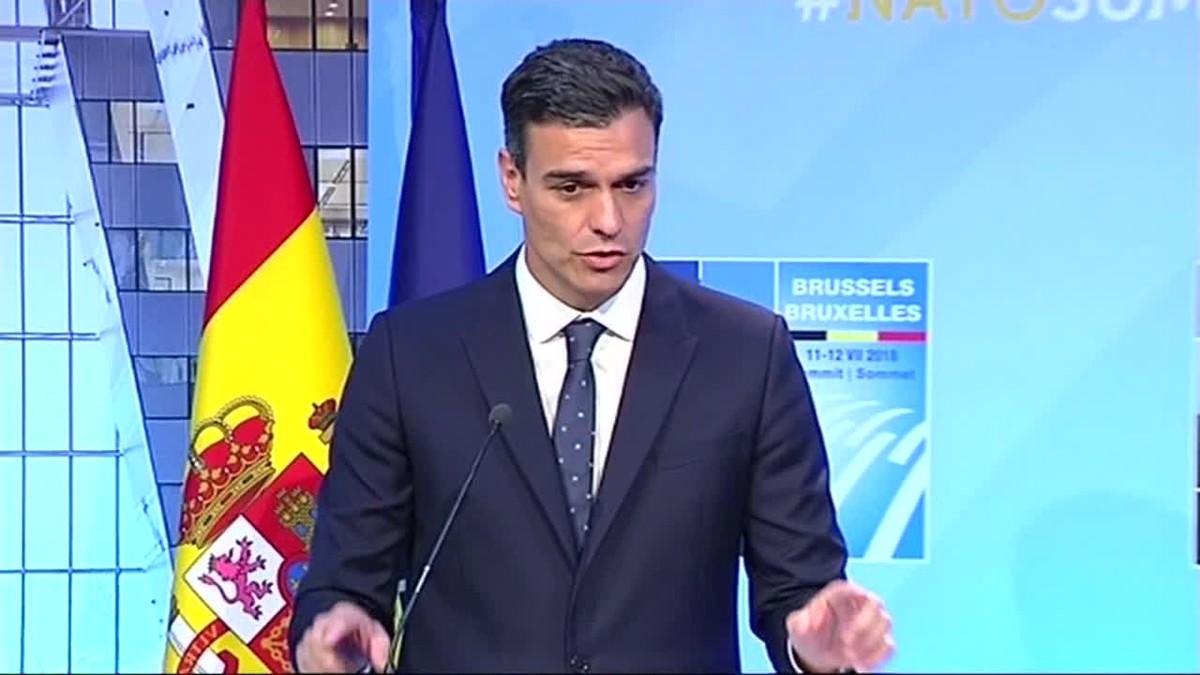 El presidente del Gobierno ha rechazado hoy calificar la decisión de la Justicia alemana de extraditar a Carles Puigdemont solo por el delito de malversación.
