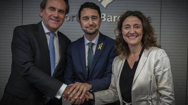 Conesa sustituirá a Cambra al frente del Port de Barcelona a partir de julio