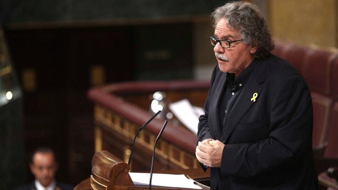 Tardà acusa a Sánchez de dinamitar el diálogo sobre el problema en Catalunya.