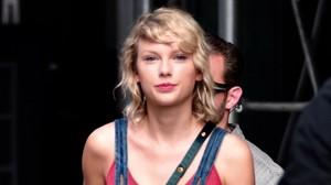 Taylor Swiff, hace unos días en Nueva York.