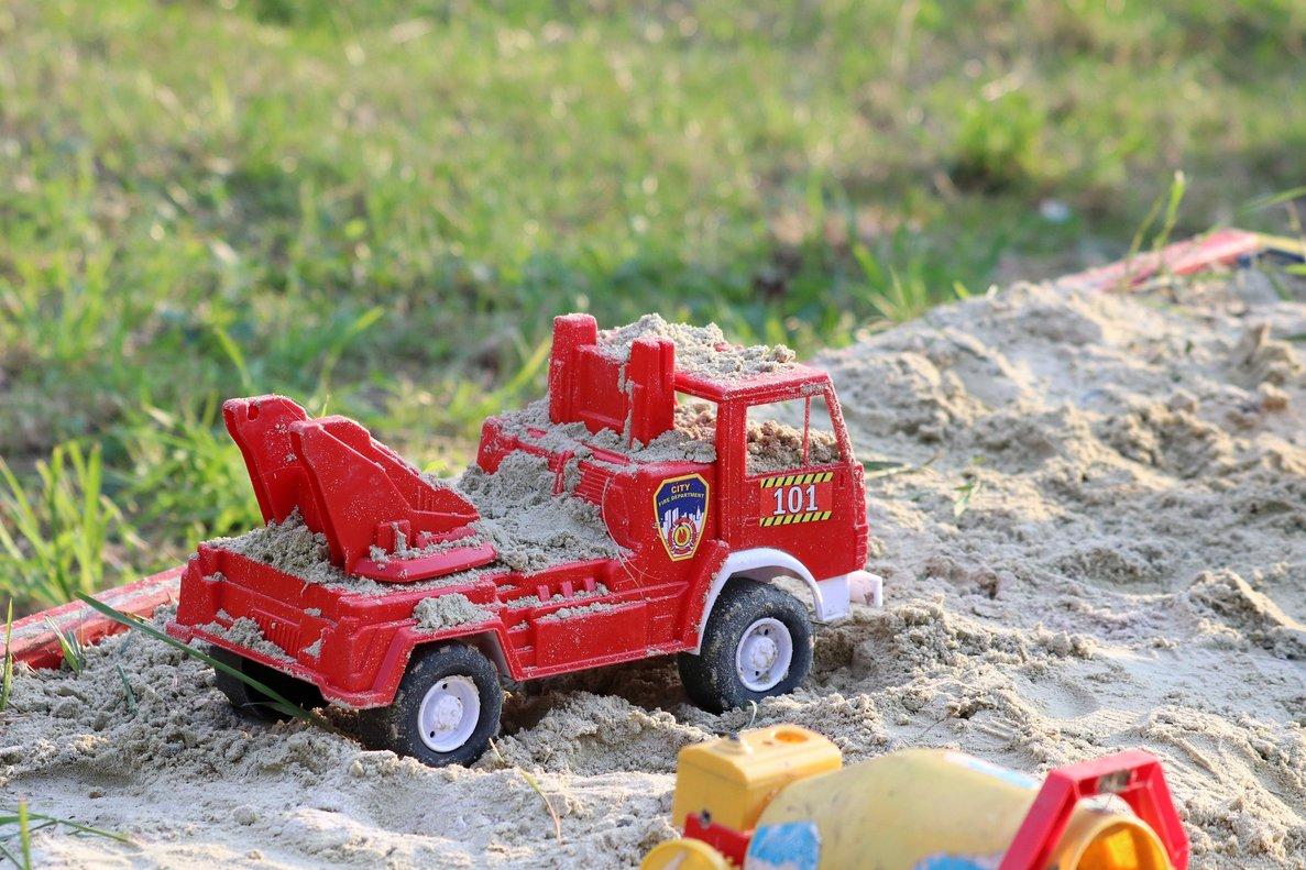 El nombre de Sandbox está puesto porque es un lugar seguro como donde juegan los niños