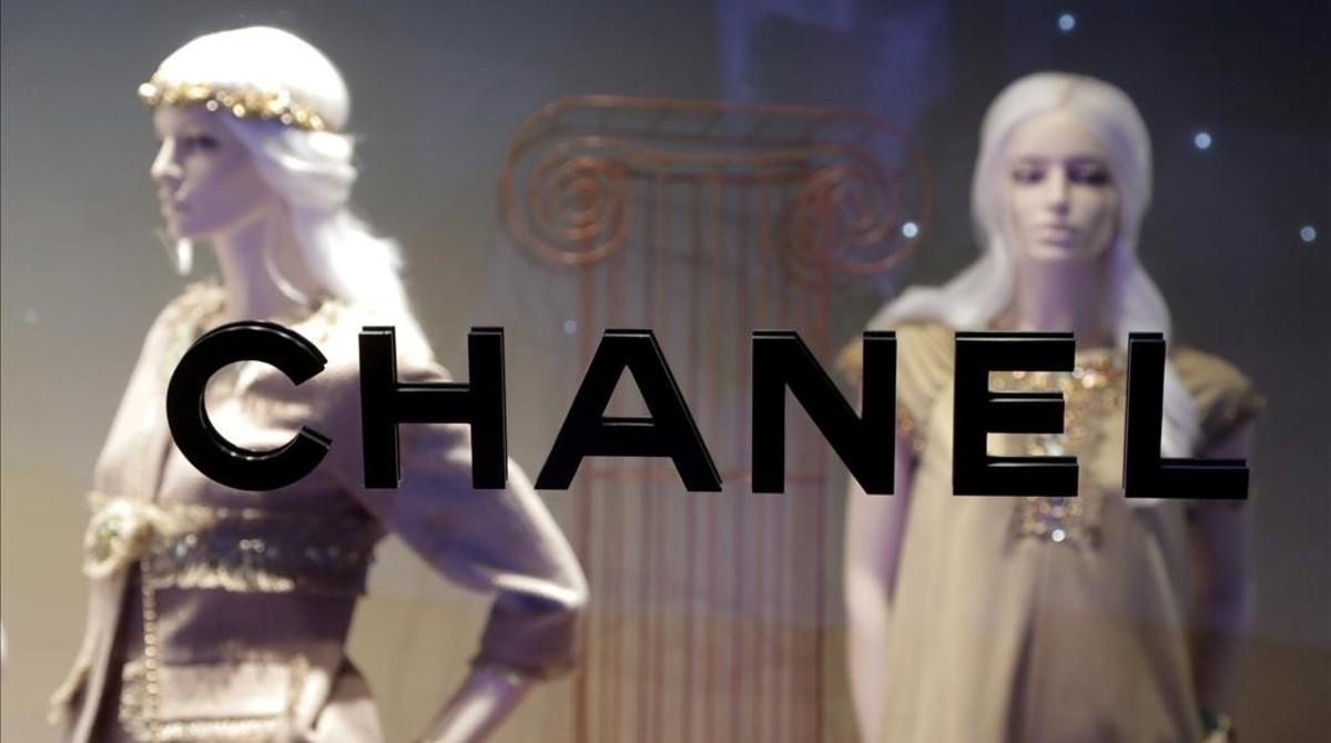 Una tienda de Chanel en Montecarlo, Mónaco.