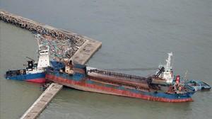 El tifó 'Jebi' abandona el Japó després de deixar 11 morts i 300 ferits