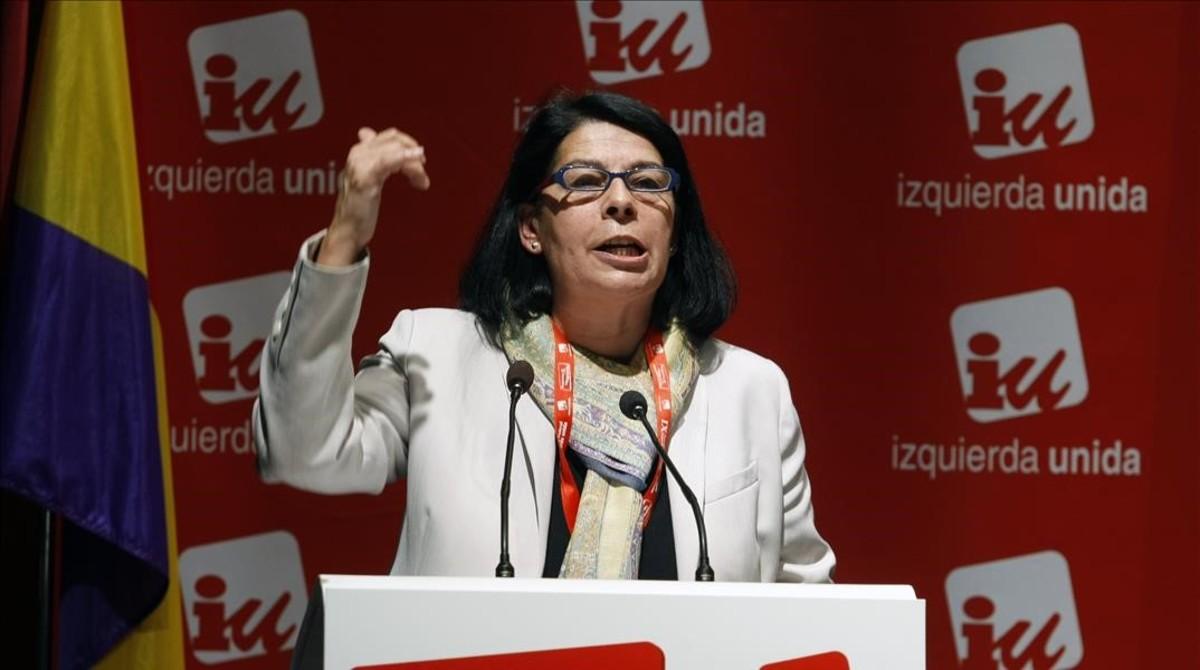 La delegada de Medio Ambiente y Movilidad del Ayuntamiento de Madrid, Inés Sabanés, en una imagen de archivo.