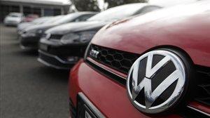 Vehículos Volkswagen en Sidney, Australia.